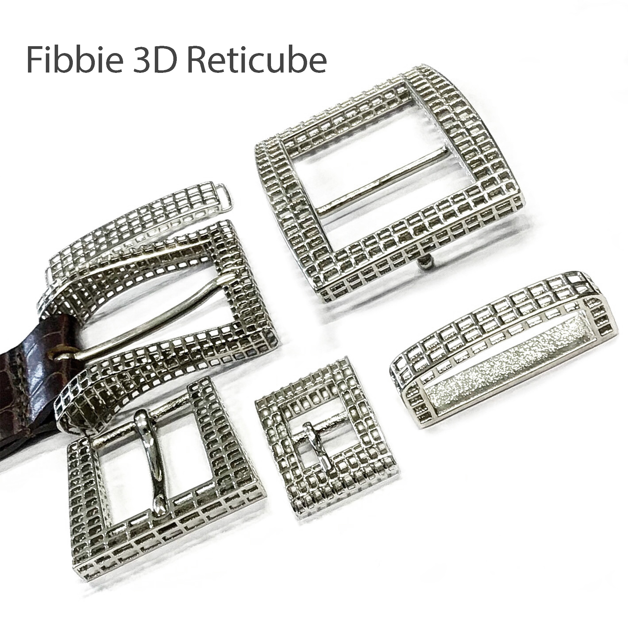 Fibbie 3D Reticube - Guimer Srl