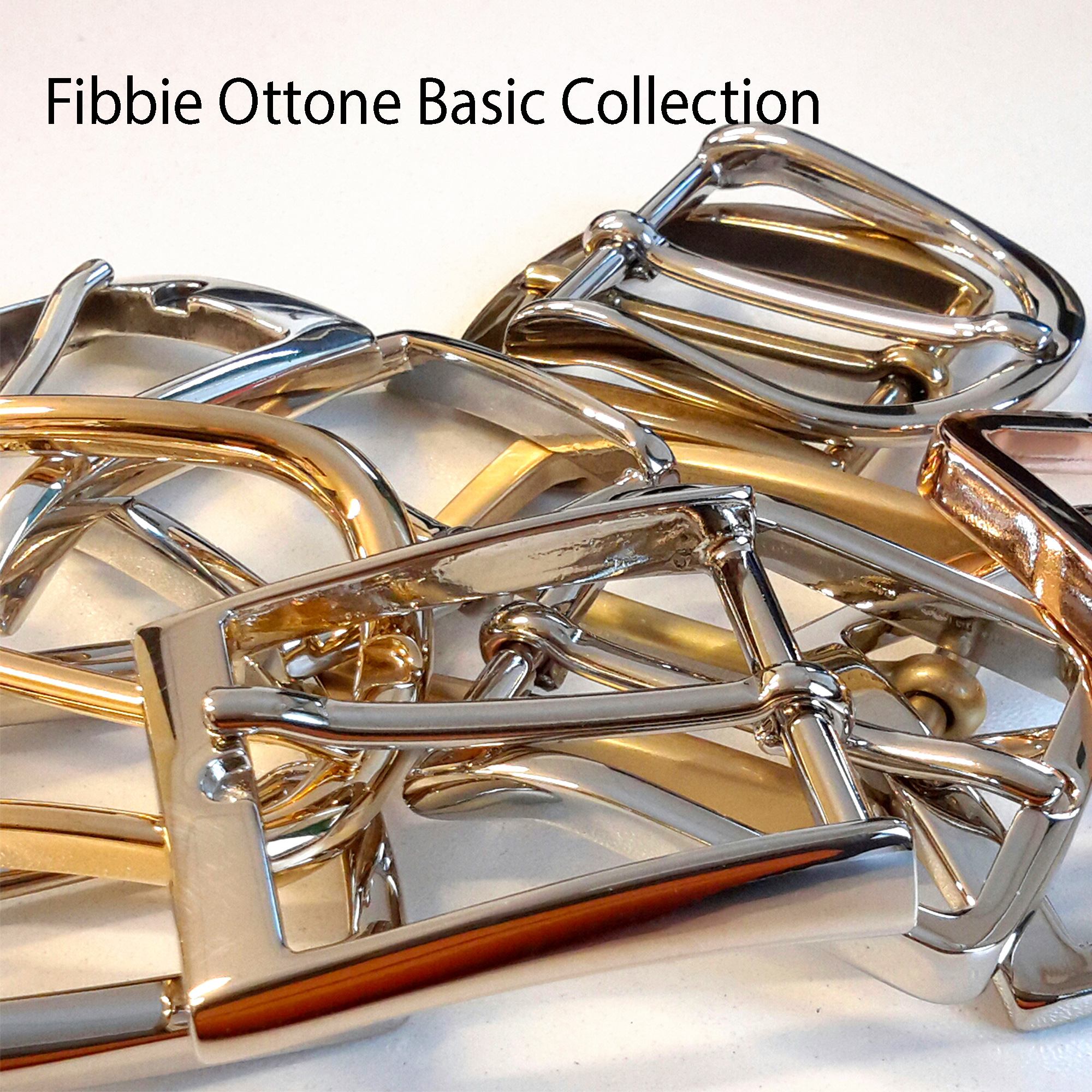 Fibbie Ottone Basic Collection - Guimer Srl