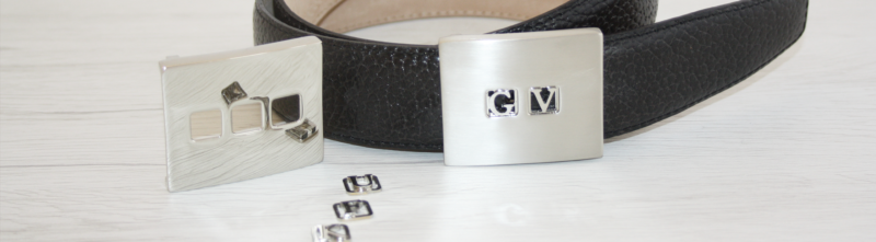 Personalized buckle