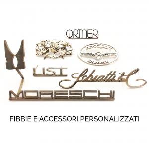 personalizzazione fibbie e accessori moda